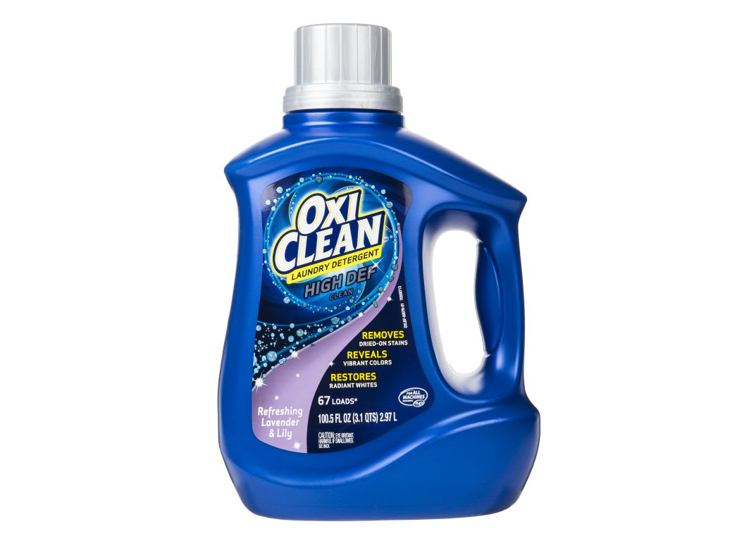 Oxiclean High Def Liquid Laundry Detergent Consumer Reports