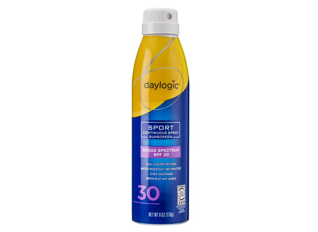 Daylogic (Rite Aid) Sport Continuous Spray SPF 30 Sunscreen ...