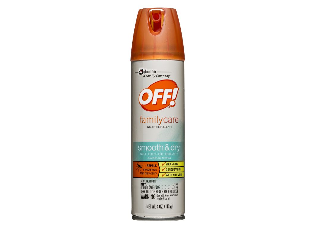 Off Family Care Insect Repellent I Smooth Amp Dry Insect