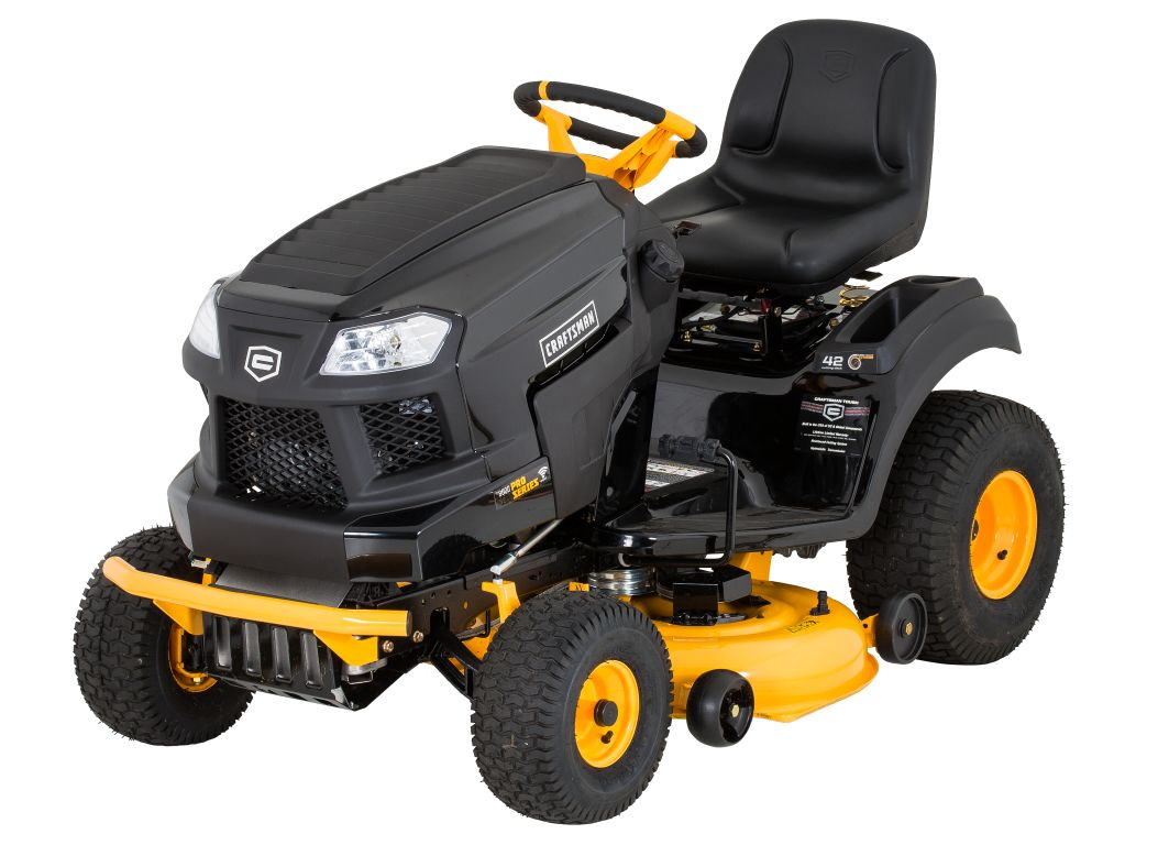 Craftsman Lawn Tractor Product : Craftsman lawn mower tractor prices consumer reports
