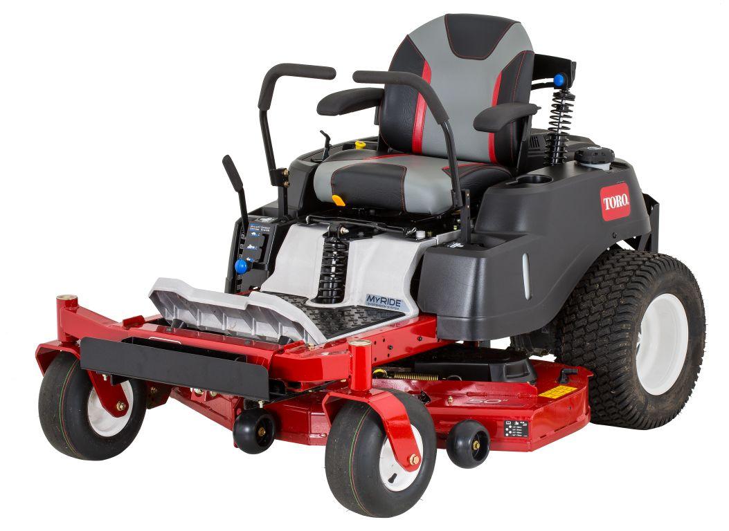 Toro Tractor Seat : Toro myride timecutter mx  lawn mower tractor