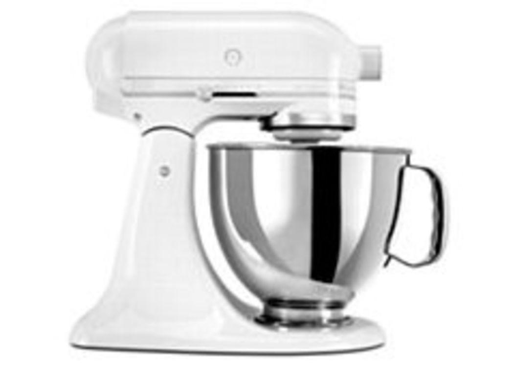 kitchenaid artisan ksm150ps ww mixer consumer reports