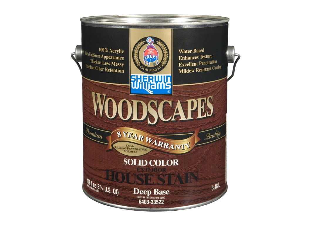 Sherwin Williams Woodscapes Solid Wood Stain Specs Consumer Reports