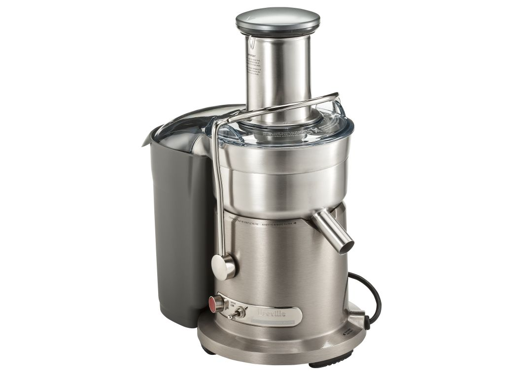 Breville Juice Fountain Elite 800JEXL/B Juicer - Consumer Reports