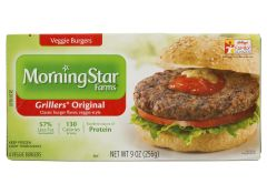 Morningstar Farms Garden Veggie Veggie Burger Consumer Reports