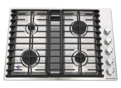 Gas Cooktop. KitchenAid