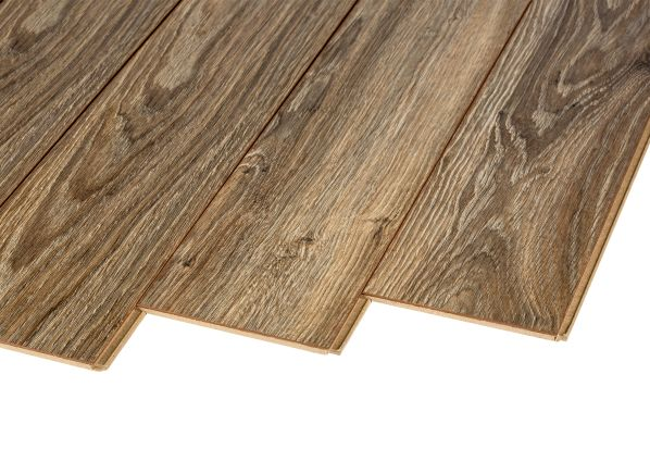 Allen Roth Handscraped Driftwood Oak D2669 Lowes Flooring