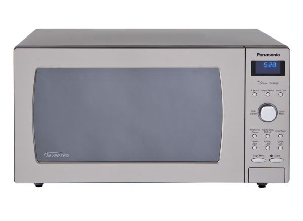 Panasonic Inverter Nn Sd797 S Microwave Oven