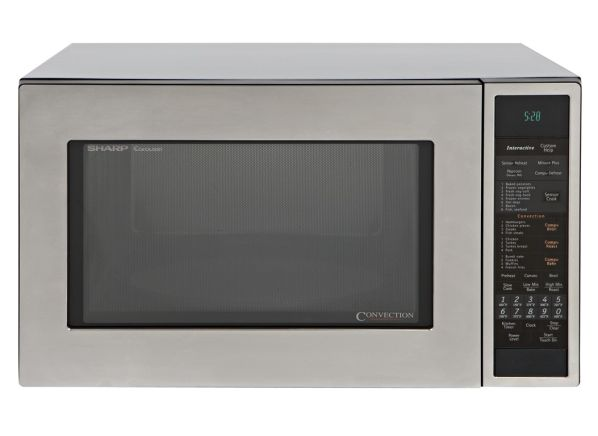 Sharp R930cs Microwave Oven