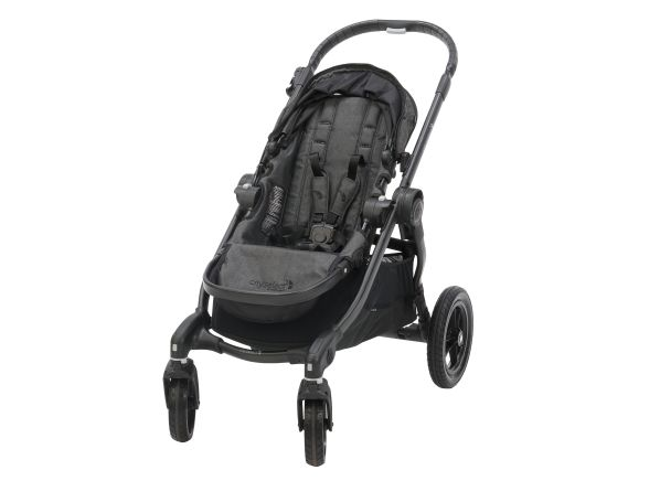 Babiesr Us Graco Zobo 3 Wheels Black Baby Stroller