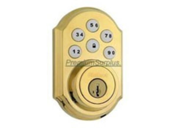 Kwikset 909 Door Lock Consumer Reports