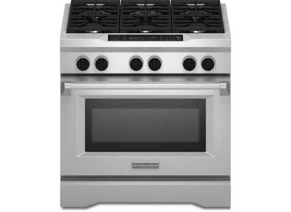 KitchenAid KDRS467VSS Range
