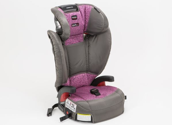 Britax Backless Booster Car Seat