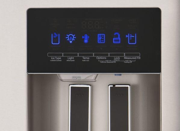 Whirlpool Gold Gz25fsrxy Y Refrigerator Consumer Reports