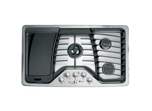 GE Profile PGP986SETSS Gas Cooktop