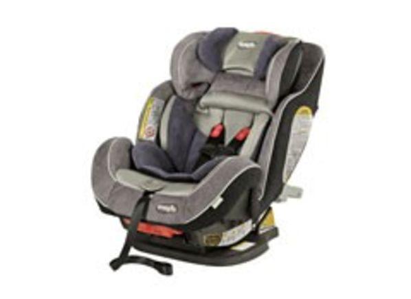Evenflo Symphony 65 Car Seat - Consumer Reports