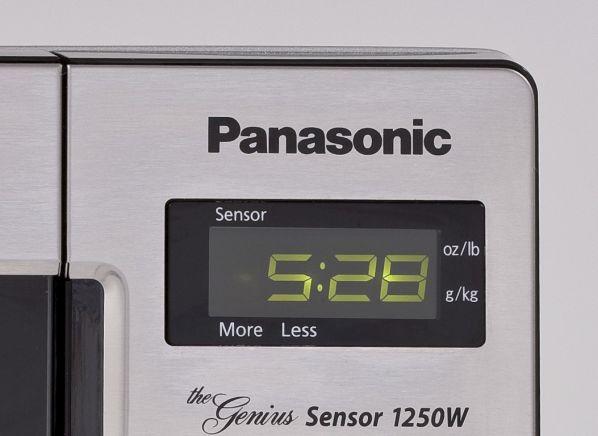 Panasonic Genius Prestige Nn Sd762s Microwave Oven Specs