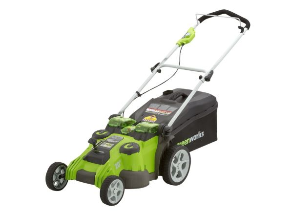 Greenworks 25302 Lawn Mower Amp Tractor Consumer Reports