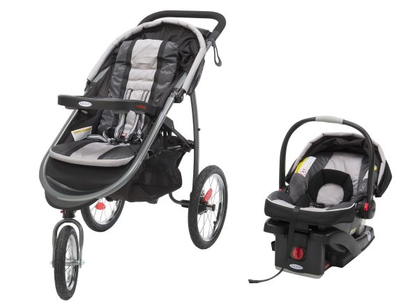Graco FastAction Fold Jogger Click...
