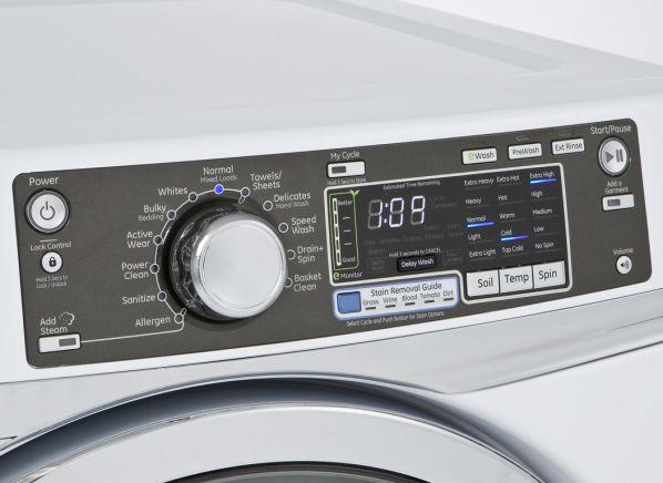 Ge Gfws2600fww Washing Machine Consumer Reports