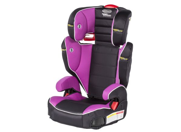 Graco Turbobooster with Safety Surround Car Seat - Consumer Reports