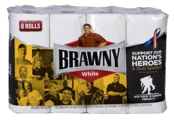 Brawny Regular Paper Towel Consumer Reports