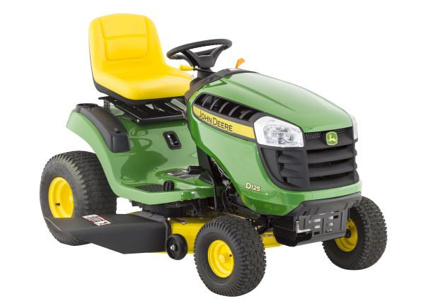 John Deere D125-42 Lawn Mower & Tractor - Consumer Reports
