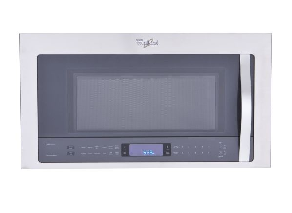 Whirlpool Gold Wmh76719cs Microwave Oven