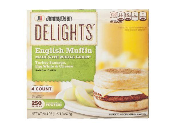 Jimmy Dean Delights English Muffin Review Casino Zodiac