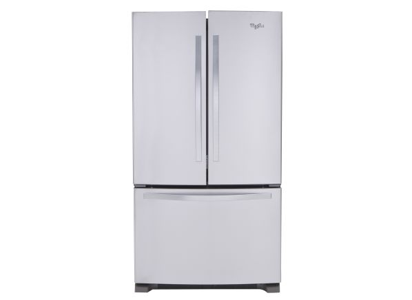 Whirlpool Stainless Steel French Door Counter Depth Refrigerator