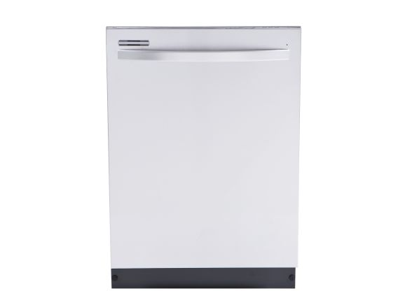 The Kenmore  Cleaned Up In Our Tests And While Not All Budget Models Have A Soil Sensor This One Does Like Most Low Priced Machines This Dishwasher