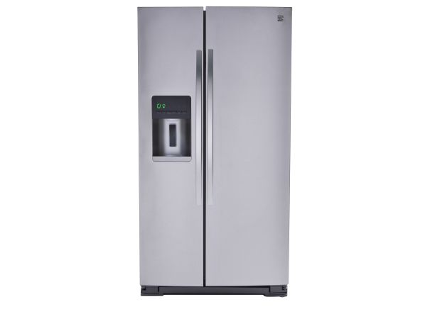 CRu0027s Take: The Counter Depth Kenmore 51783 Has Side By Side Styling At A  Budget Friendly Price. It Features Dual Evaporators, Digital Controls, ...