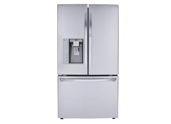 CRu0027s Take: The LG LFXS32766S French Door Refrigerator Comes With An  Assortment Of Premium Features, Including Spillproof And Adjustable  Shelving, Dual ...