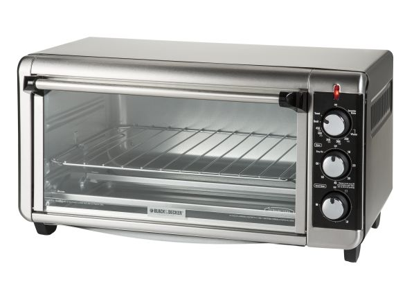 Black+Decker TO3250XSB Oven Toaster