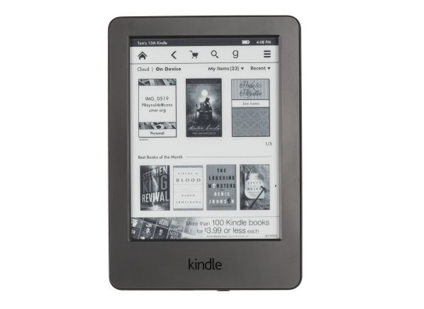 Amazon Kindle w/ Special Offers...