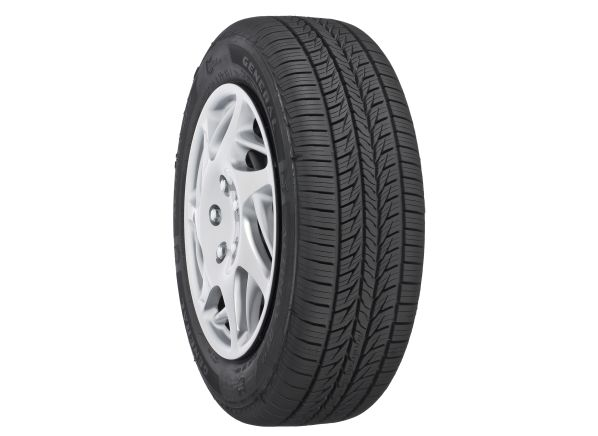 General Altimax Rt43 Review >> General Altimax Rt43 T Tire Consumer Reports