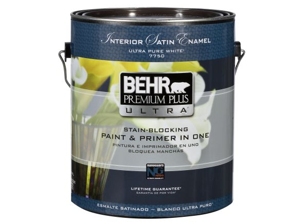 Behr premium plus ultra home depot paint consumer reports for Behr exterior paint with primer reviews