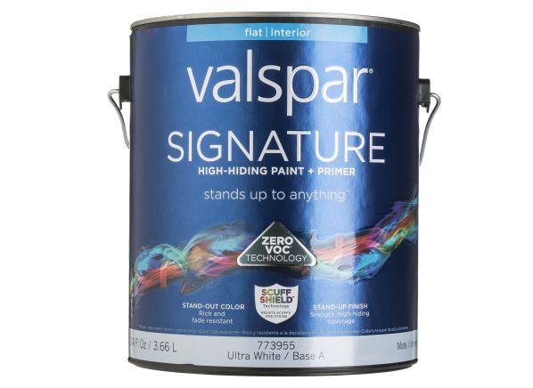 Valspar Signature Lowe 39 S Paint Reviews Consumer Reports
