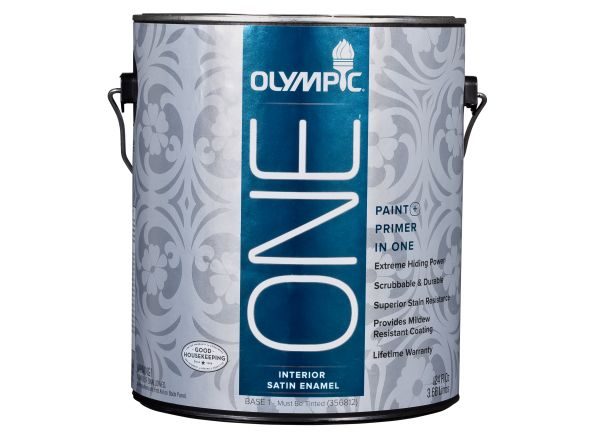 Olympic One Lowe S Paint