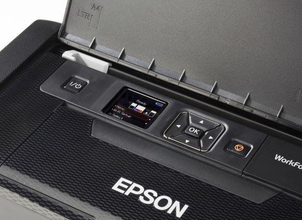 Epson Workforce WF 100 Printer Specs