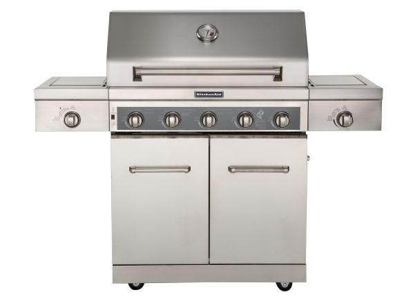 Kitchenaid Outdoor Built In Gas Grills Outdoor Ideas