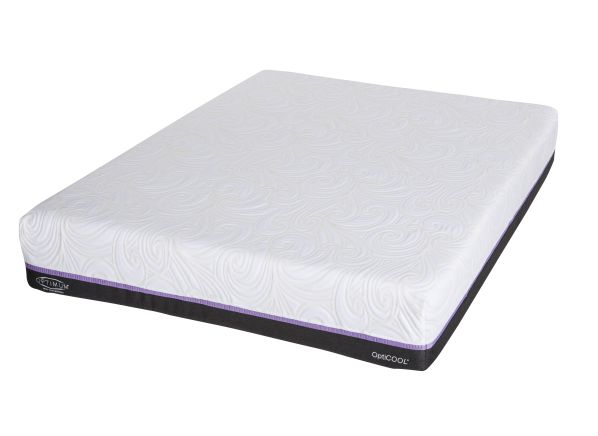 Optimum By Sealy Posturepedic Gel Memory Foam Series Radiance Gold Mattress