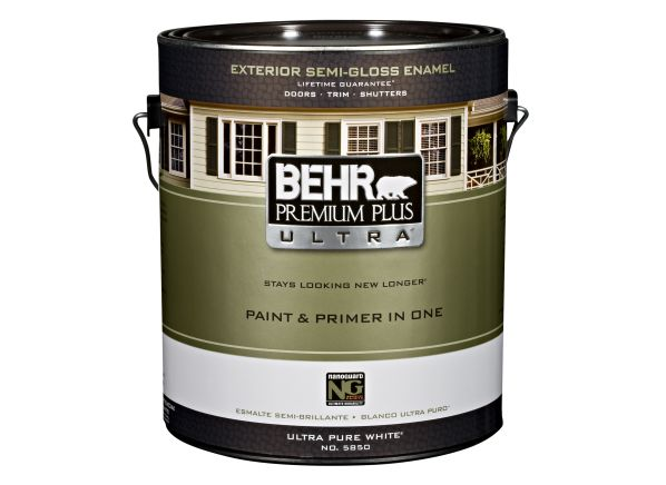 Behr Premium Plus Ultra Exterior Home Depot Paint