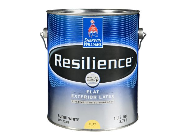 Sherwin-Williams Resilience Exterior Paint - Consumer Reports