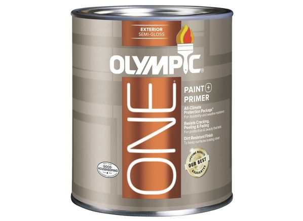 Olympic one exterior lowe 39 s paint consumer reports - Exterior paint comparison reviews ...
