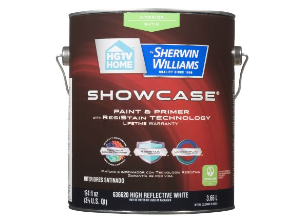 Hgtv Home By Sherwin Williams Showcase Paint Prices Consumer Reports