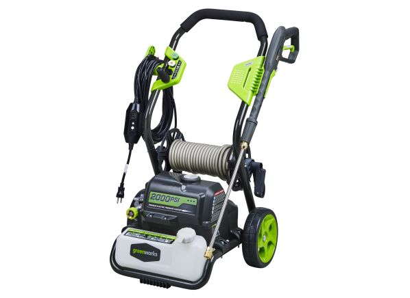 Greenworks Gpw2000 Pressure Washer Consumer Reports