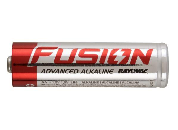 Rayovac Fusion Advanced AA Alkaline Battery - Consumer Reports