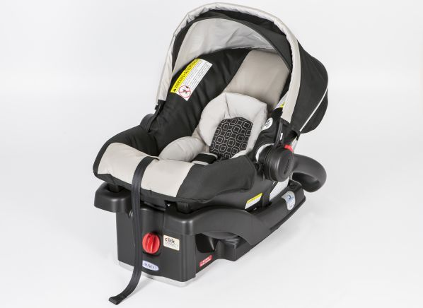 graco snugride click connect 30 car seat consumer reports. Black Bedroom Furniture Sets. Home Design Ideas