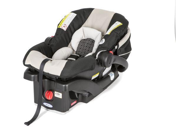 Graco SnugRide Click Connect 30 Car Seat - Consumer Reports